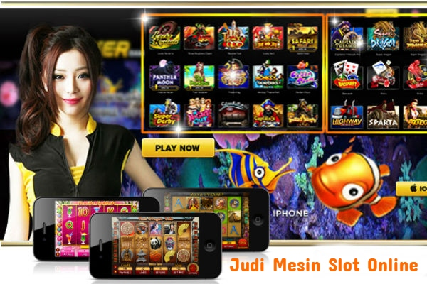 Tips Bermain Judi Mesin Slot Online