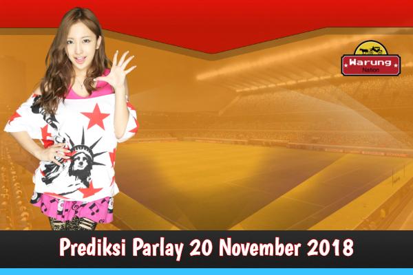 Prediksi Parlay 20 November 2018