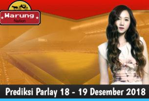 Prediksi Parlay 18 - 19 Desember 2018